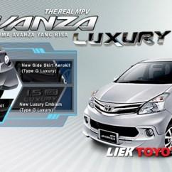 Grand New Avanza Veloz Luxury Ukuran Tampil Elegan Dan Berkelas Dealer Resmi Toyota Tipe Tersebut Hadir Pada 1 3 G M T Atau A 5 Dirubah Menjadi