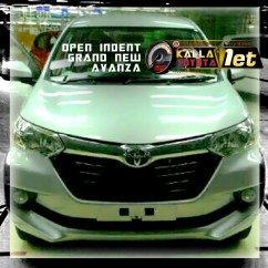 Grand New Avanza Pertama All Yaris Trd Sportivo 2017 Jadilah Yang Memiliki 2015 Toyotamakassar Org