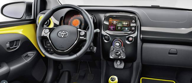2018 toyota aygo review redesign specs price trim levels changes. Black Bedroom Furniture Sets. Home Design Ideas
