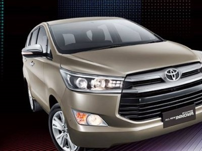 2018 toyota innova front view
