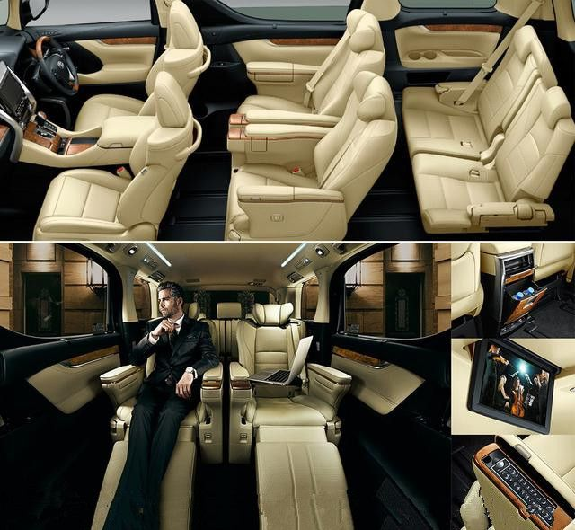 2018 Toyota Alphard Release Date Review And Price Toyota Mazda