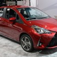 2018 Toyota Yaris review