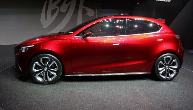 2018 mazda 2 review redesign specs changes price. Black Bedroom Furniture Sets. Home Design Ideas