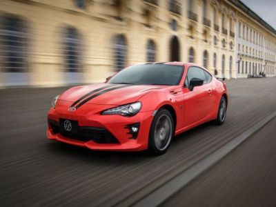 2018 Toyota 86 front