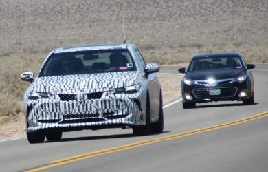 2019 Toyota Avalon front view
