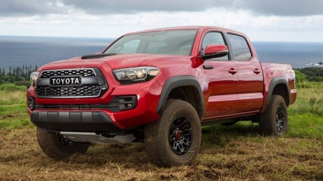 2018 toyota tacoma diesel concept and rumors toyota mazda. Black Bedroom Furniture Sets. Home Design Ideas
