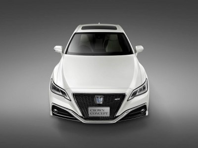 Toyota Crown Concept review