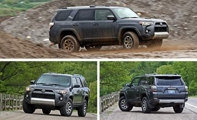 2019 Toyota 4Runner complete review