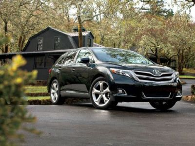 2019 Toyota Venza front