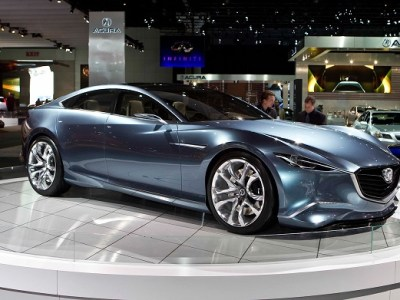 2020 Mazda 6 New Generation based on Shinari Concept