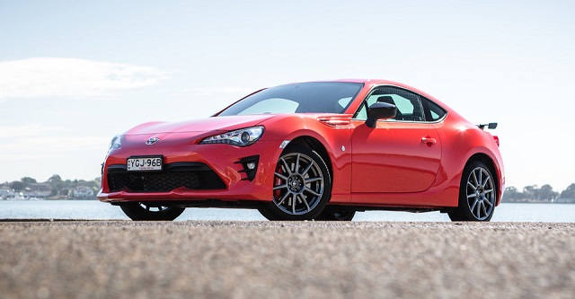 2018 Toyota 86 Refreshed And Get Performance Kit