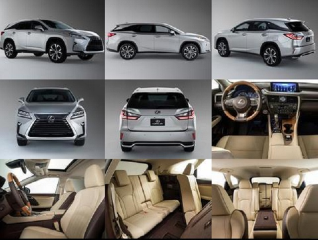 2019 Lexus RX L Three-Row 7-Seat Luxury Crossover review