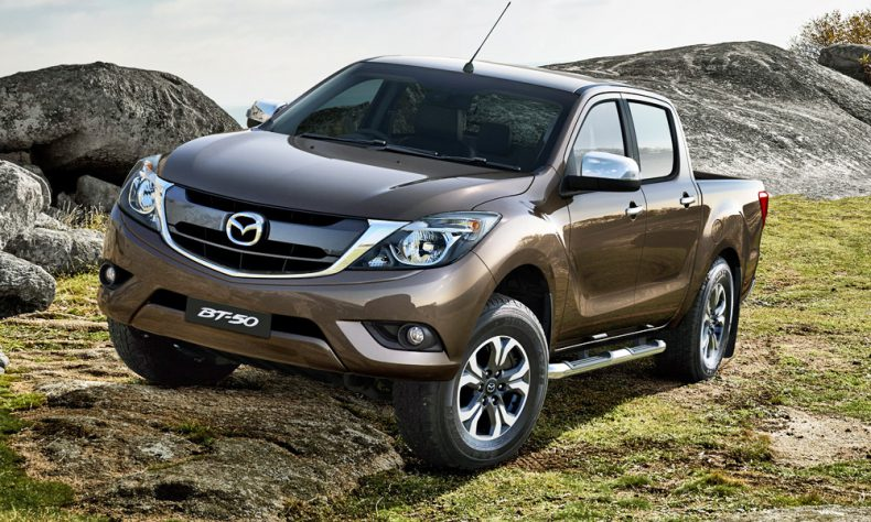 The Next Generation Of Mazda BT-50 After 2020