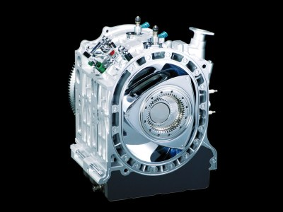 mazda Working On Its New Generation Rotary Engine