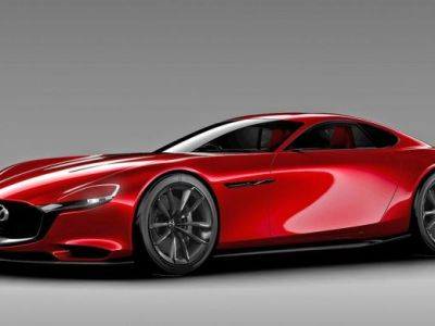 2019 Mazda RX-9 front look