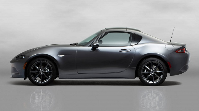 2019 mazda miata side view