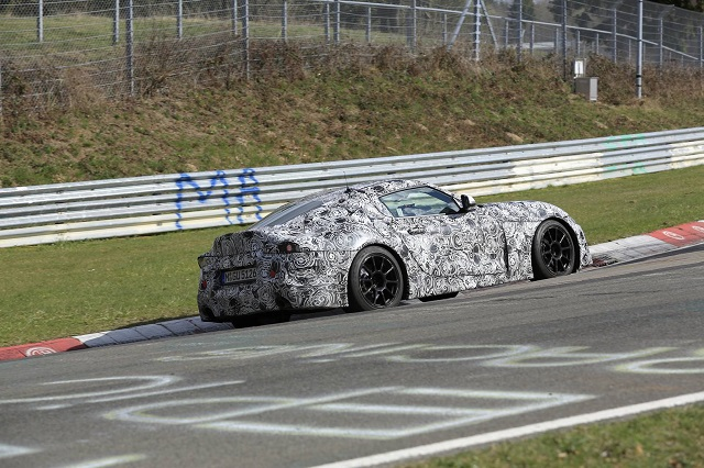2019 Toyota Supra will be presented on March 6th in Geneva