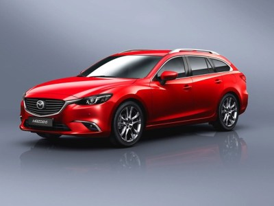 2019 Mazda 6 Wagon review