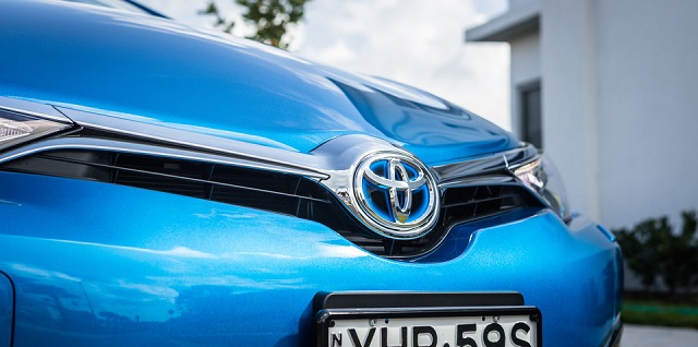 Toyota introduces new engines