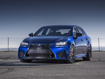 2019 Lexus GS F review