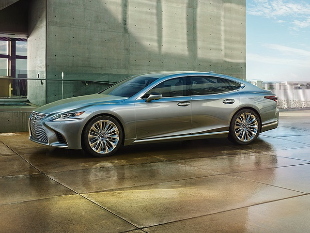 2019 Lexus LS review