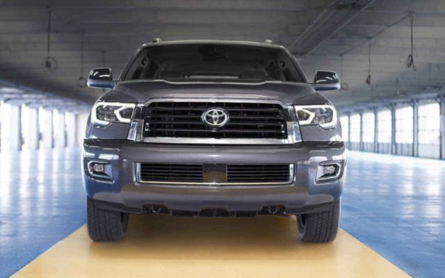 2019 Toyota Tundra Diesel front view