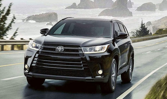 2019 Toyota Land Cruiser changes