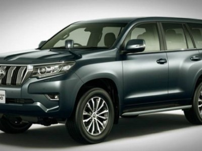 2019 Toyota Land Cruiser prado review