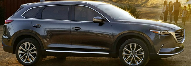 2018 Mazda CX-9 review
