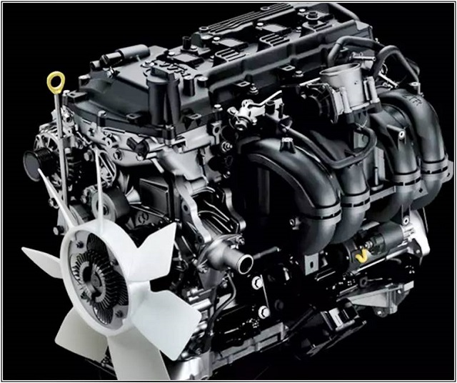 2019 Toyota Innova engine