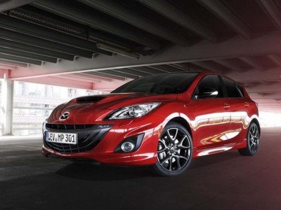 Mazda 3 MPS review