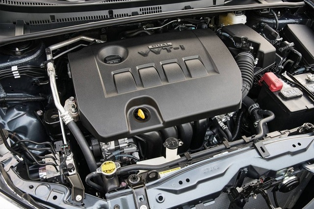 2019 Toyota Wish engine