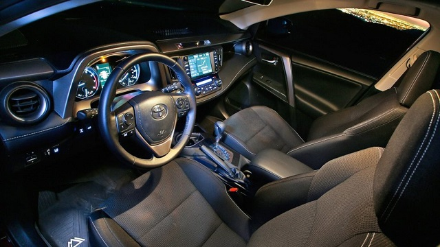 2019 Toyota Wish interior