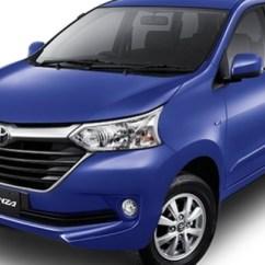 Grand New Avanza Tipe E Roof Rail Veloz Toyota - Mobil Tangerang