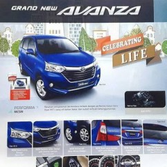 Katalog Grand New Avanza All Yaris Trd Sportivo 2018 Mari Kita Intip Brosur 2015 Dealer Resmi Toyota