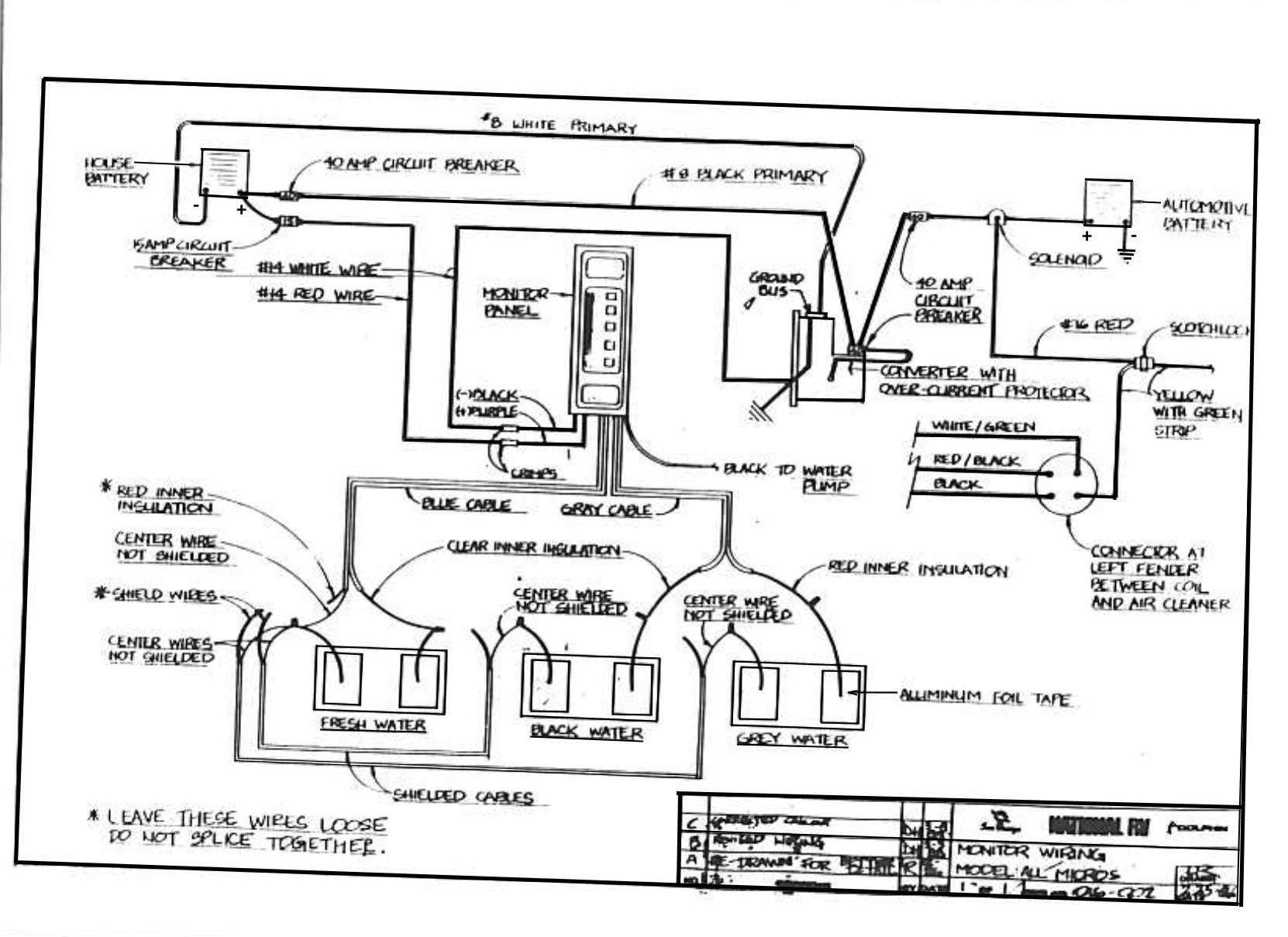 Tracker Marine Trailer Wiring Diagram Ironhead Voltage