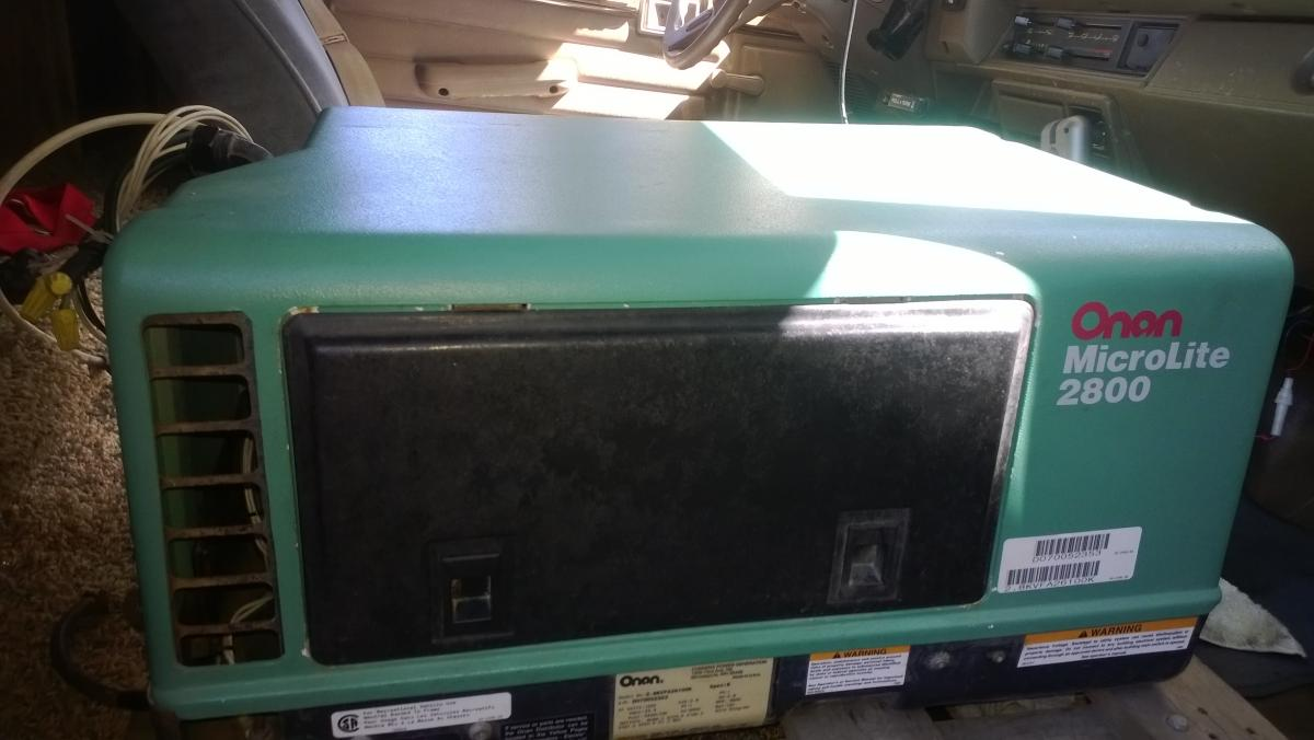 Rv Generator Wiring Diagram I Have A 1977 Dodge Executive Motorhome