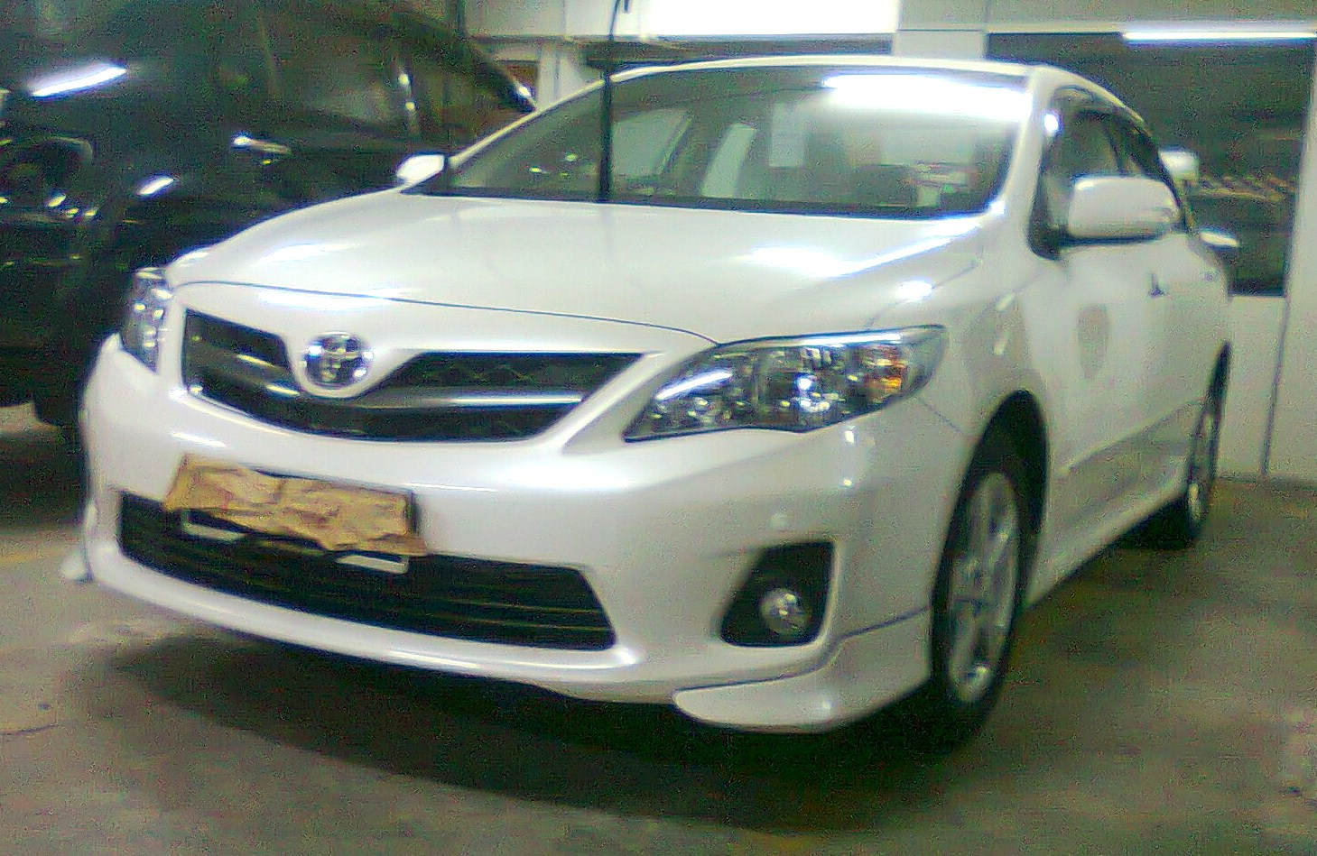 new corolla altis on road price grand veloz review 2012 brand toyota 1 6 8 and 2 dual vvt i
