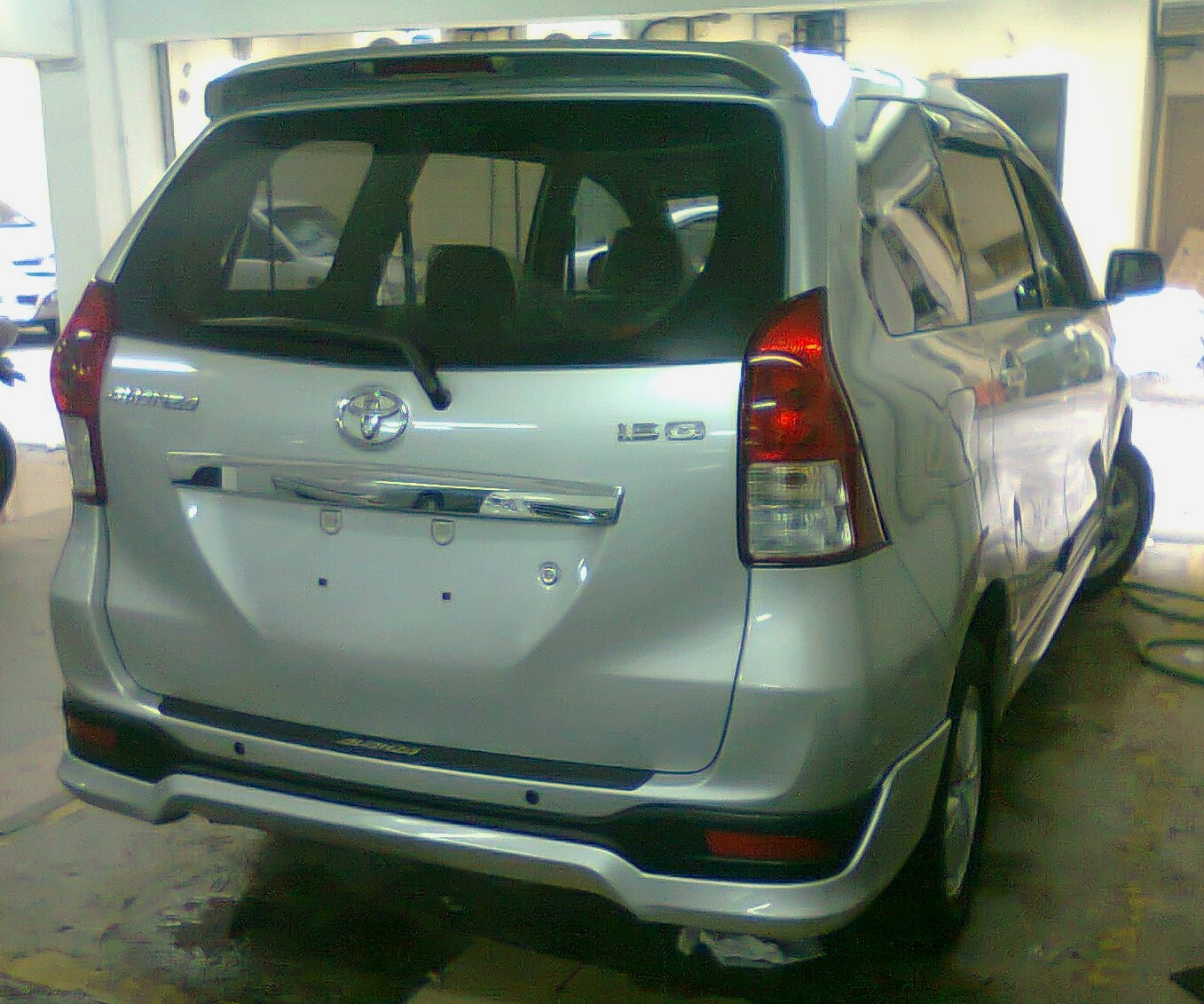 grand new avanza g 1.5 hitam 2013 brand toyota 1 3 and 5 vvt i toyotanewcars
