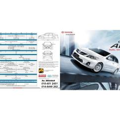 Brand New Toyota Altis Price Grand Avanza Olx 2012 1 6 8 And 2 Dual Vvt I