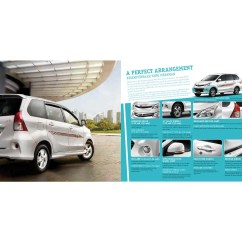 Grand New Avanza Silver Metallic Roof Rail Veloz 2013 Brand Toyota 1 3 And 5 Vvt I Toyotanewcars