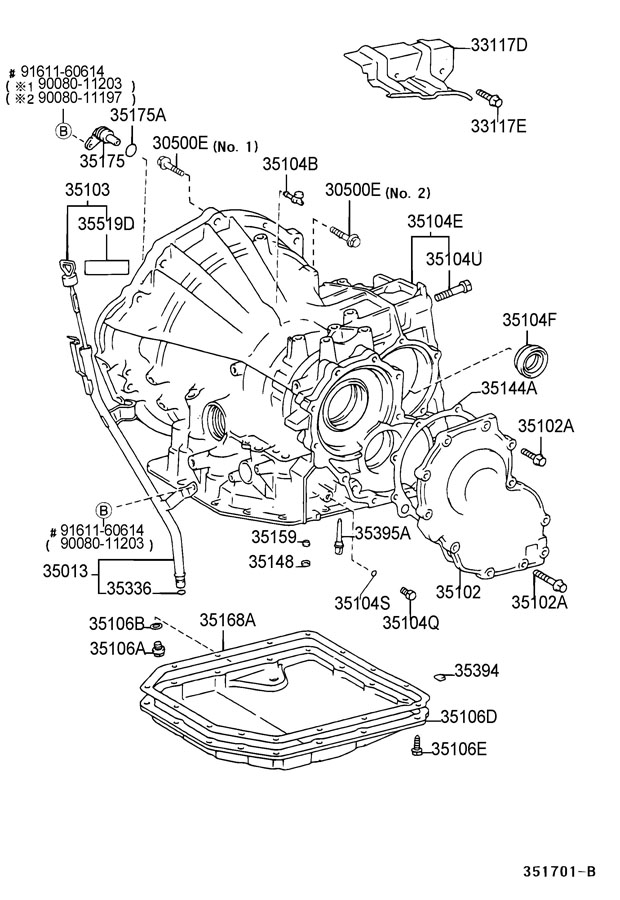 Toyota a131l