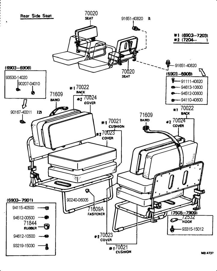 Toyota Land Cruiser Prado Electrical Wiring Diagram
