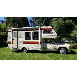 Sweet Sale Washington Toyota Camroad Motorhomes Campervans Sale