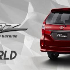 Harga Grand New Avanza Semarang Head Unit Oem Veloz Brosur Spesifikasi Mobil Toyota 2018 Nasmoco