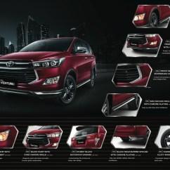 Harga New Innova Venturer 2018 All Yaris Trd Brosur Spesifikasi Mobil Toyota Semarang