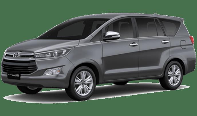 Warna Toyota Innova Grey