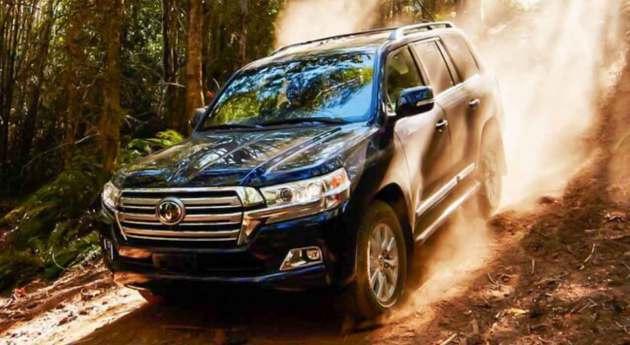 2023 Toyota Land Cruiser