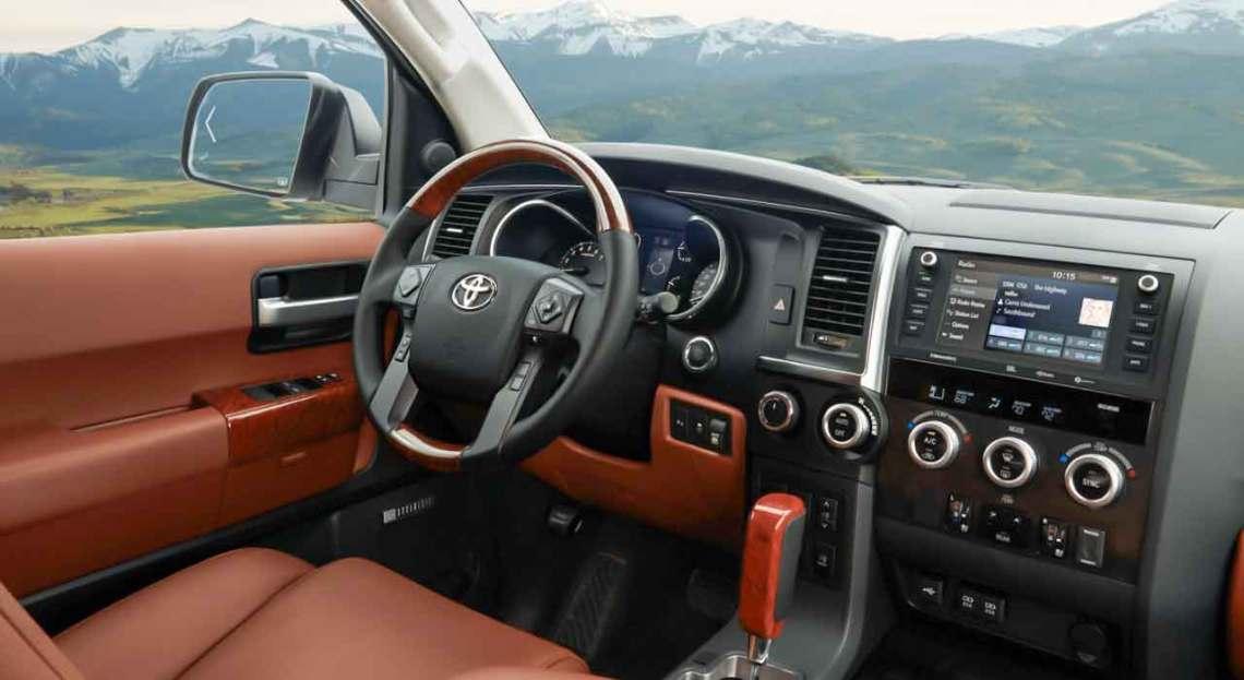 2023 Toyota Sequoia