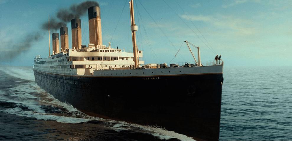 Titanic buque